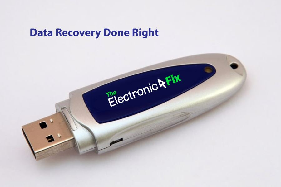 USB Drive Data Recovery Done Right