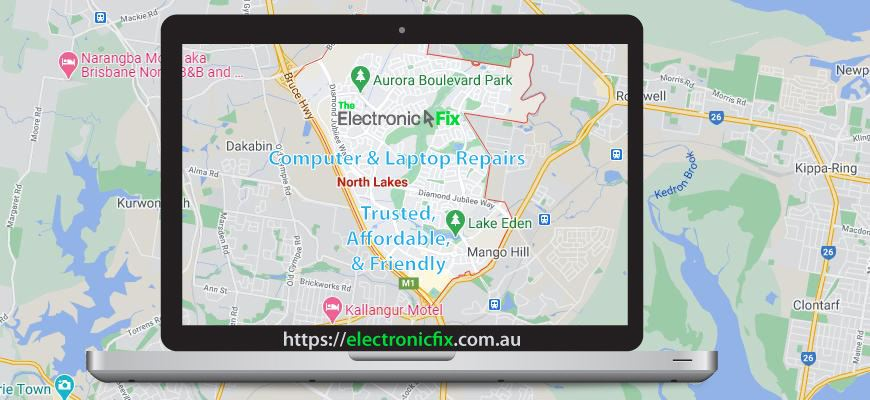 Laptop Repairs North Lakes Queensland Australia