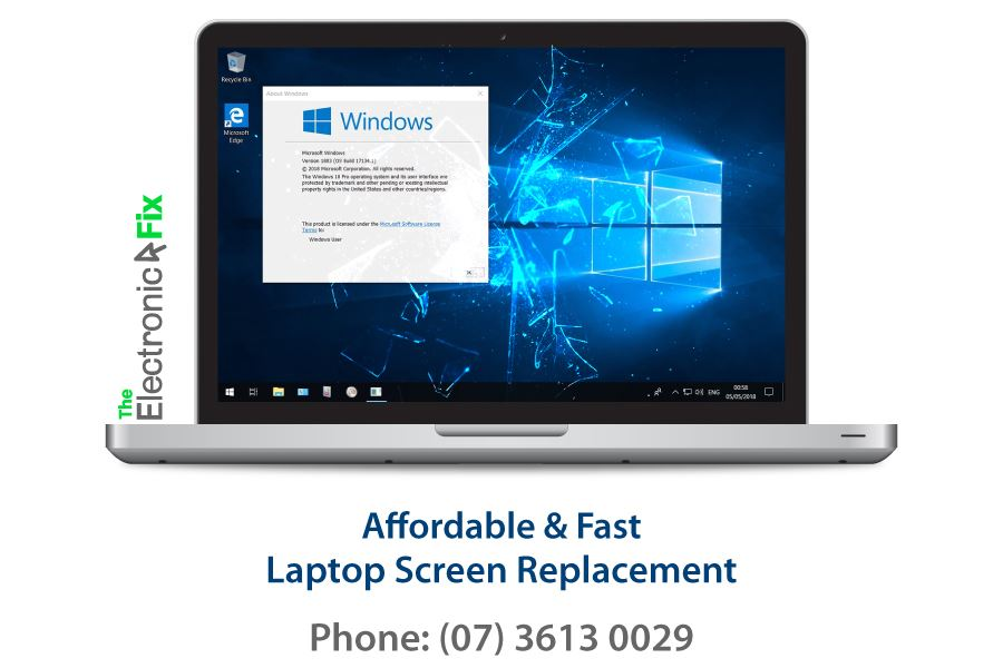 affordable and fast laptop screen replacement in Brisbane