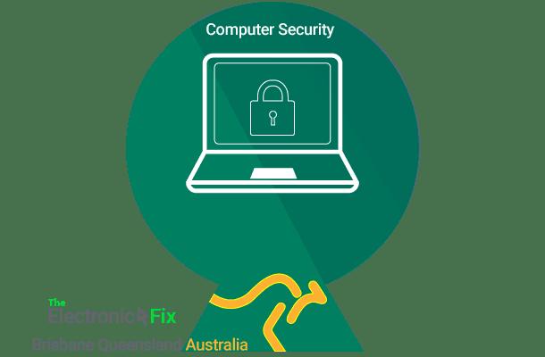 computer security Australian Made Kangaroo logo