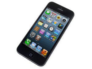 iPhone 5 and its interface