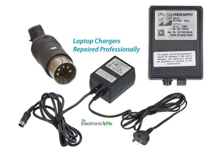 laptop charger and power supply cord for Australian powerpoint