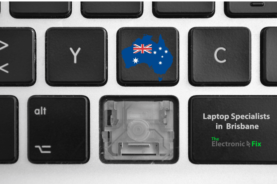 laptop keyboard with missing key