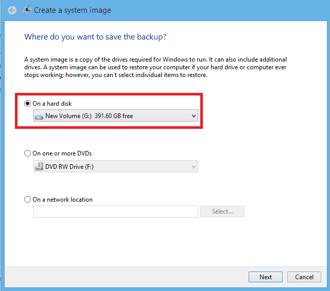 How to Make a Windows 8 System Image: 5 Steps to Backup Your Entire System